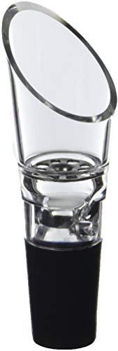 Une 'domo Pv-coc-0006 Point-Virgule Bec verseur avec filtre, plastique, Transparent