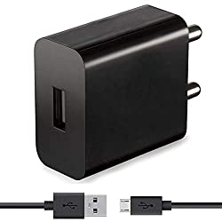 ShopMagics Wall Charger Adapter with Micro USB Cable for All Andriod Smartphones