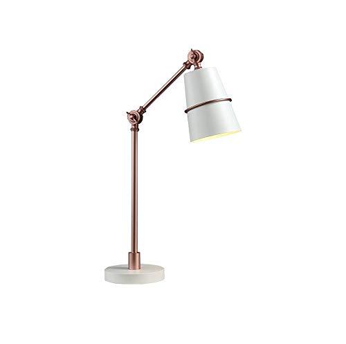 / Nordic tafellamp woonkamer slaapkamer werkkamer ijzer oogbescherming bedschakelaar netschakelaar bureaulamp tafellamp hoge 60 centimeter Nordic Creative