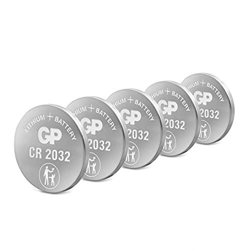 GP Batteries 0602032C5 lot de 5