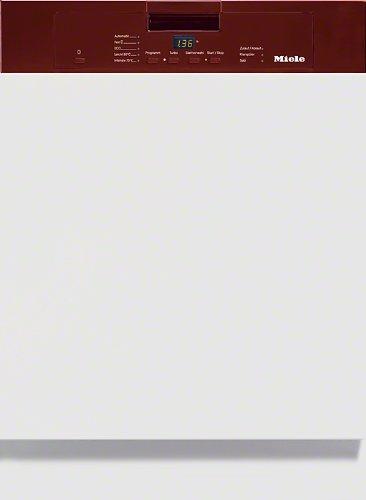 Miele G 4220 SCi teilintegrierbarer Geschirrspüler /Einbau / A+ A / 14 Maßgedecke / 46 db / Dunkelbraun / ComfortClose / 24 Stunden Startvorwahl und Restzeitanzeige / 59.8 cm