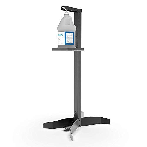 Pedal Activated Stand Dispenser Sanitizer for Commercial and...
