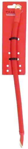 Pearl PES30C - Cable Aislado para batería (30,5 cm), Color Rojo
