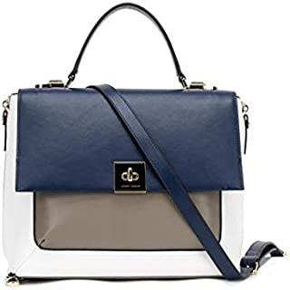 MJF Ladies Shoulder Bag, Multi Color, 28x11x24cm, 100% PU, 3 Pockets inside - CG9076