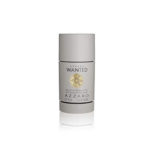 Azzaro Wanted Deodorant Stick, 75ml