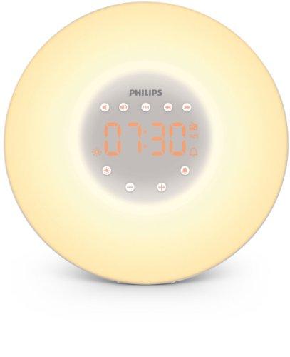 Philips HF3505/60Lichttherapie–Projektor Umwelt (Aufwachlicht, LED, gelb, Umwelt, China, gelb)