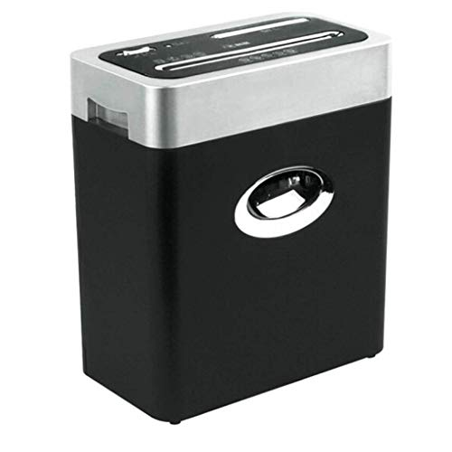 Why Should You Buy SCDFDJ Office Supplies Document Shredder 5 Pages with 15L Waste Paper Capacity 33...
