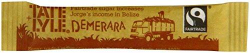 Bustine di zucchero di canna commercio equo e solidale (1000)