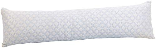 newgen medicals Stillkissen: Memory-Foam-Kissen für Seitenschläfer, 127 x 35 x 20 cm (Seitenschläferkissen Memory Foam)