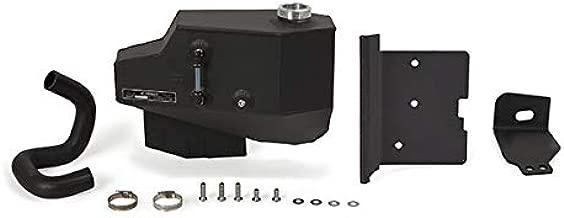 Mishimoto MMRT-F2D-08EMWBK Degas Reservoir Tank Compatible With Ford 6.4L Powerstroke F250 F350 F450 F550 2008-2010 Black
