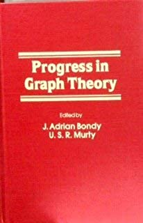 Progress in Graph Theory