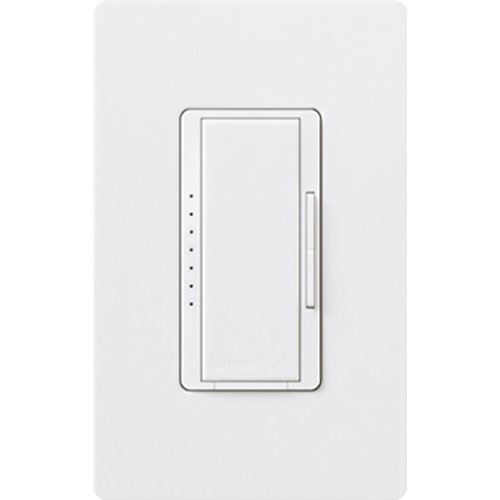 Lutron RRD-6ND-WH Radiora 2 Maestro Local Controls Dimmer Wh