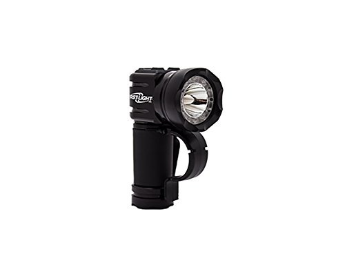 First Light Products T-Max LE Police Tactical Flashlight, Black