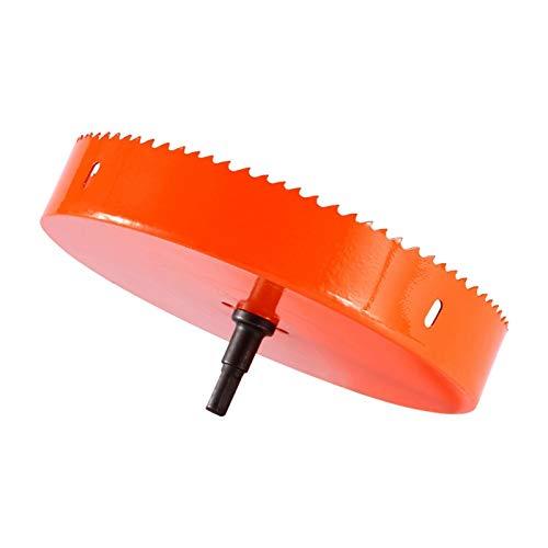 HHS Hoja de sierra de metal Juegos de sierra perforadora Sierras perforadoras Broca para madera Contrachapado para tablero acrílico para plástico para Plaste blando