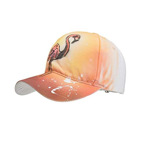 Shaoqingren Hand-Malerei Tier Baseball Kappe Verstellbare