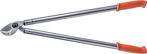 Original LÖWE 22 Profi Amboss Astschere 22.080 antihaftbeschichtet Stahlklinge mit Präzisionsschliff - scharfe und leichte Baumschere ideal zum Schneiden von Ästen Zweigen Bäumen Sträuchern