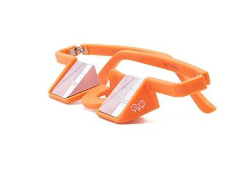 Y&Y Belay Glasses Plasfun (Orange) by Y & Y VERTICAL