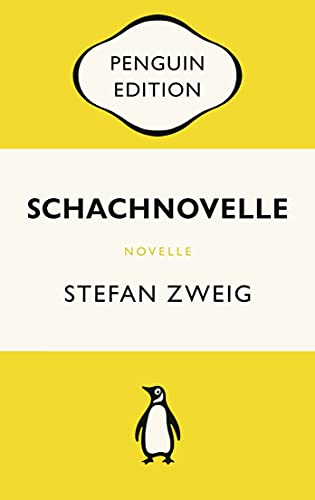 Buchseite und Rezensionen zu 'Schachnovelle: Penguin Edition' von Stefan Zweig