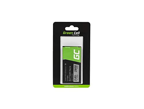Batería de repuesto interna Green Cell EB-BG900BBE compatible con Samsung Galaxy S5 G900F Neo | Li-Ion | 2800 mAh 3.85 V | Batería de reemplazo para teléfono móvil del smartphone | Recargable