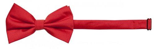 Fabio Farini Noeud papillon de en rouge uni