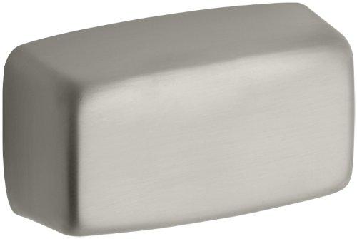 KOHLER K-9464-L-BN Gabrielle Left Hand Trip Lever, Vibrant Brushed Nickel