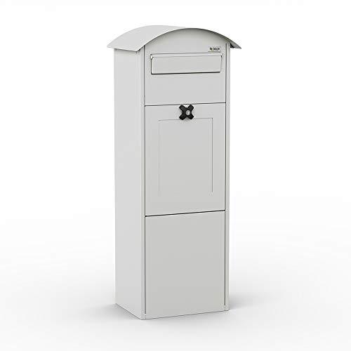 Flexbox Briefkasten Karolina 9401 Weiß