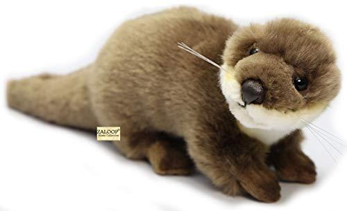 Otter Plüschtier Kuscheltier Stofftier Plüschotter 161