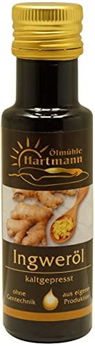 Ölmühle Hartmann GbR - Schwäbisches Ingweröl - 100 ml