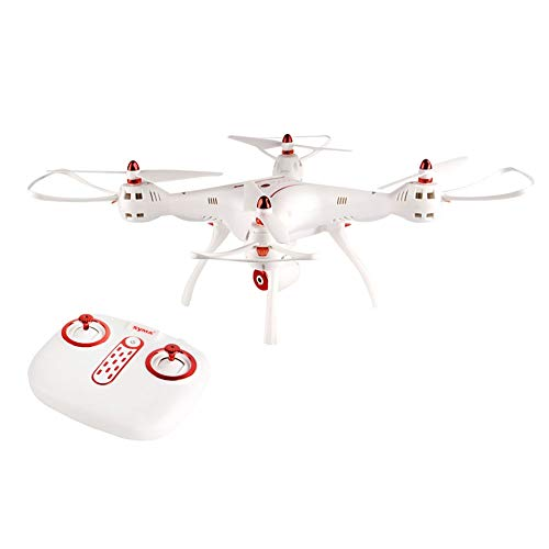 SYMA X8SW und Kostenlos X5SW 4CH 2.4GHz 6 Achsen Gyro FPV RC Drohne Quadrocopter mit WIFI HD Kamera Echtzeit Live Übertragung Höhe-Halten Funktion(Erhalten 2 Drohne)