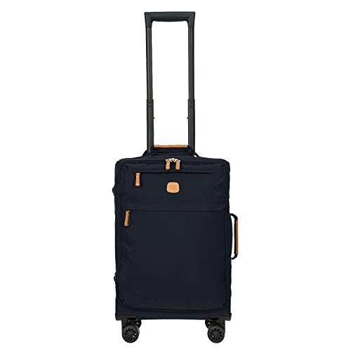 Bric's X-bag 21″ Carry-on Spinner (NAVY)