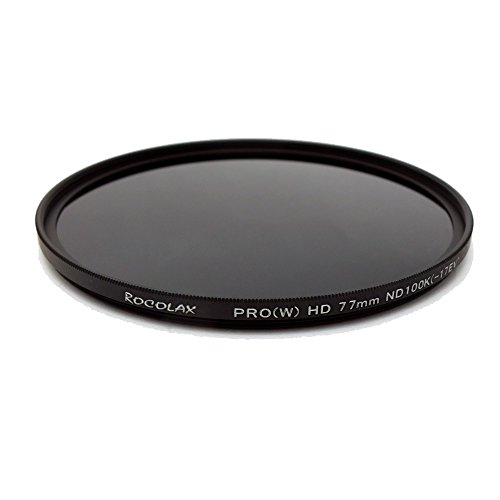 82mm ND100000 ND100K Optical Neutral Density ND 17-Stop Filter for ...