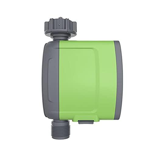 HAHFKJ Temporizador de Agua programable Temporizador de Grifo Temporizador de Grifo al Aire Libre Accionamiento de Flujo de Agua Control de Agua Automático Sistema de rociadores de riego