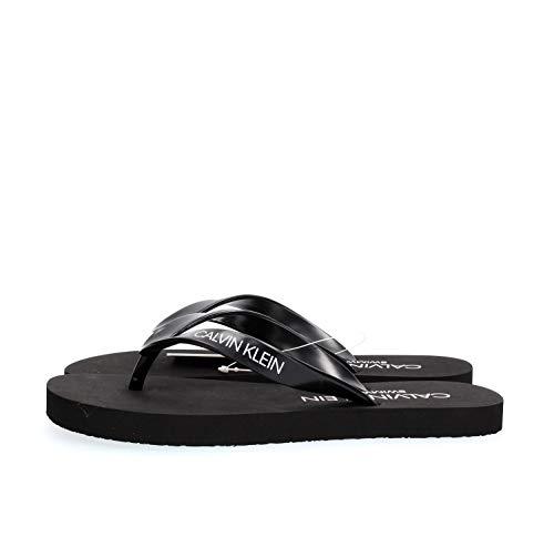 Calvin Klein Zapatilla Hombre Swimwear CK artículo KM0KM00341 FF Sandals