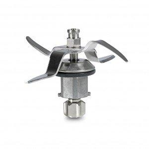 Kreuzklingenaufsatz für den GOURMETmaxx Thermo-Multikocher 9in1 1500W