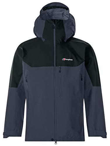 berghaus Mens Extrem 5000 PZ Jacket XL Carbon