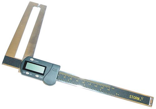 3M430 Electronic Digital Rotor Gage - Central Tools CEN-3M430A