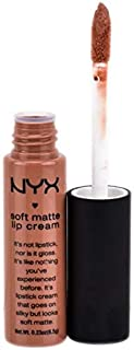 NYX Soft Matte Lip Cream - London, Mid-Tone Beige