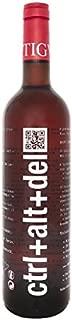 Vino Rosado - Fermentacion parcial en frio - Tempranillo 100% - Dulce - Ctrl, Alt, Del - Reinicia tu estado emocional