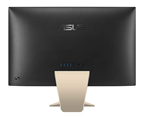 """ASUS Vivo AiO V222, 21.5"""" (54.61 cm) FHD, Intel Core i3-10110U 10th Gen, All-in-One Desktop (4GB/1TB HDD/Office 2019/Win 10/Integrated Graphics/Wireless Keyboard & Mouse/Black/4.8 Kg) V222FAK-BA002TS"""