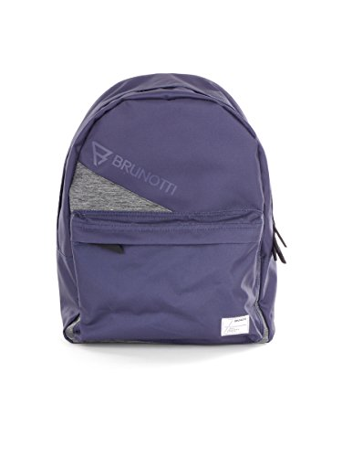 Brunotti Rucksack Backpack Wanderrucksack Blau Mister Stone 15Liter (One-Size)