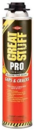 Dow Great Stuff Pro Gaps and Cracks 24 oz Gun Foam (Case of 12)