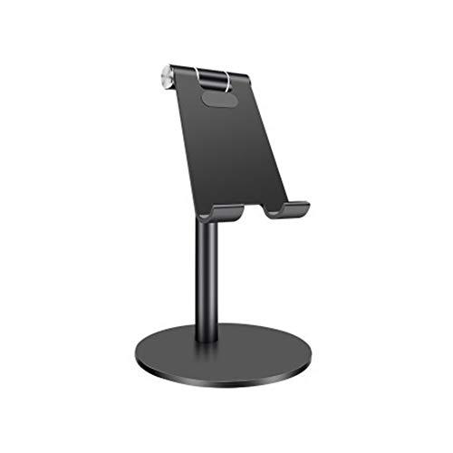 Brushes Mobile Phone Holder Tablet Disco in Lega di Alluminio di Sollevamento Regolazione Desktop