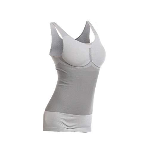 POSTQUAM - Efecto Turmalina | Camiseta Reductora Adelgazante para el Cuerpo, Shapewear