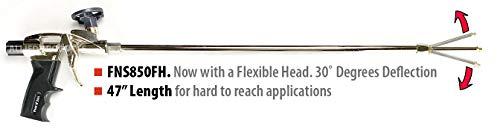 FNS850FH Foam N' Seal Flex Head Insulating Foam Sealant Gun