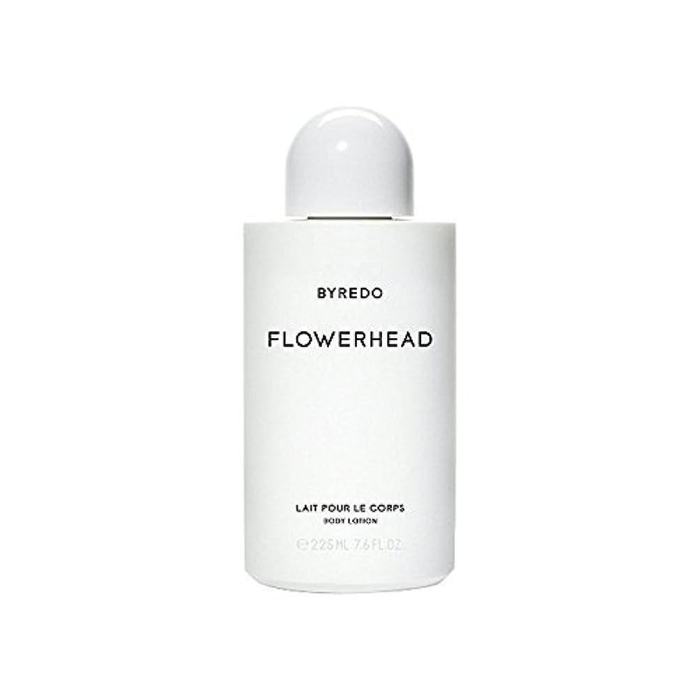 独裁レタス防腐剤Byredo Flowerhead Body Lotion 225ml (Pack of 6) - ボディローション225ミリリットル x6 [並行輸入品]