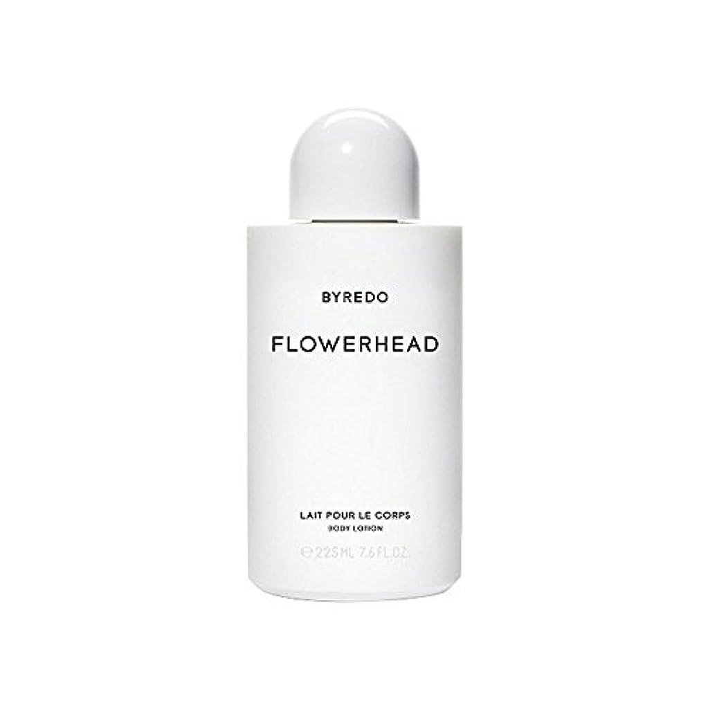 気になる逃すささやきボディローション225ミリリットル x4 - Byredo Flowerhead Body Lotion 225ml (Pack of 4) [並行輸入品]