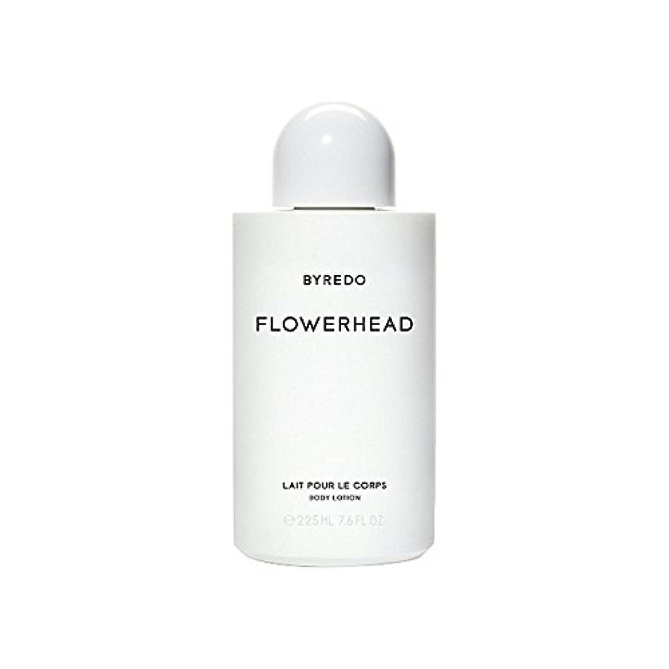 受取人同情然としたByredo Flowerhead Body Lotion 225ml (Pack of 6) - ボディローション225ミリリットル x6 [並行輸入品]
