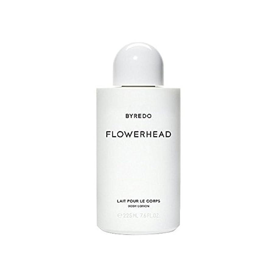 フェローシップ摩擦面白いボディローション225ミリリットル x2 - Byredo Flowerhead Body Lotion 225ml (Pack of 2) [並行輸入品]