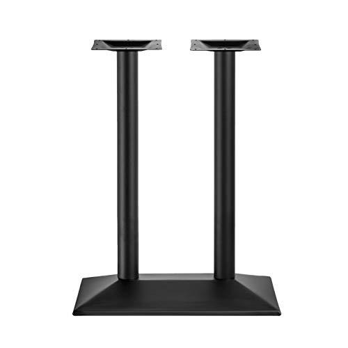 Stehtischgestell Tischgestell Schwarz Höhe 110cm Modell