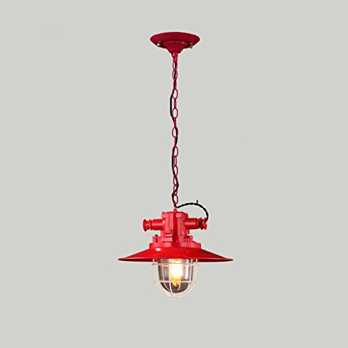 Adelaide - rétro lustre à vent industriel bureau bar chandelier entrepôt café lampes à café
